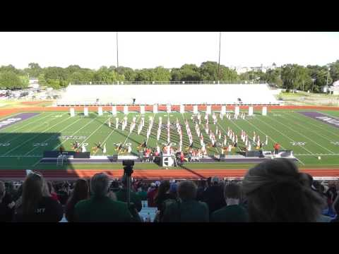 Bridge City High School Band 2016 - UIL Region 10 Marching Contest