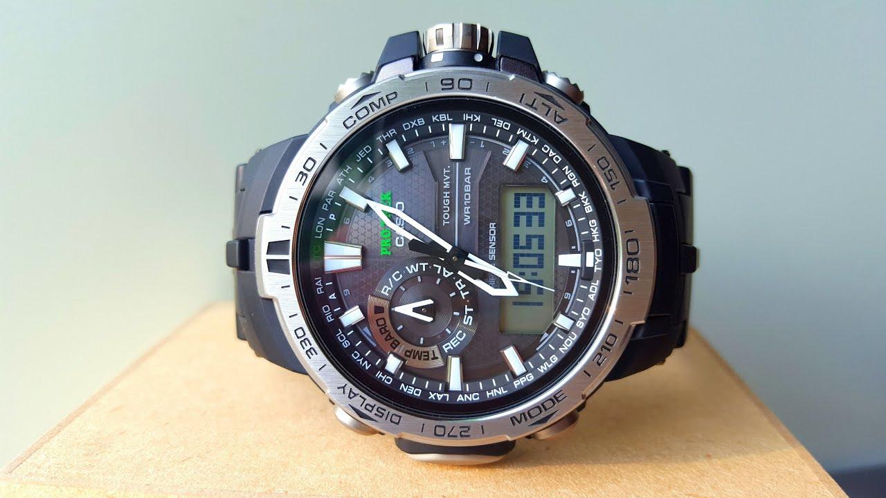 Часы casio prw-6000y-1er. Коллекция pro-trek, купить оригинальные часы prw-6000y-1er в киеве. Официальная гарантия. Бесплатная доставка.