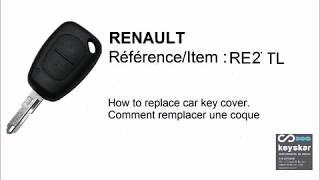 TUTORIEL RENAULT (RE2TL)