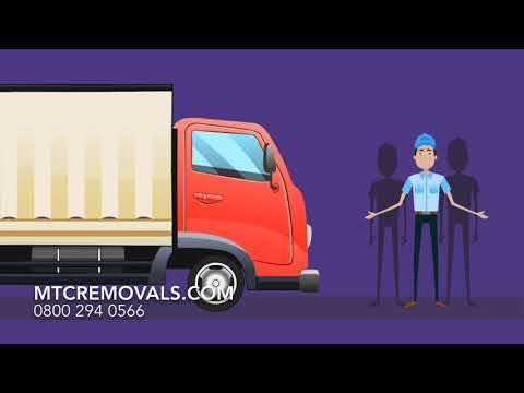 London Removals Company - MTC London Removals Company - Super Simple Booking Process, All UK