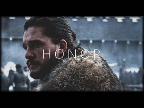 (GoT) Jon Snow    Honor