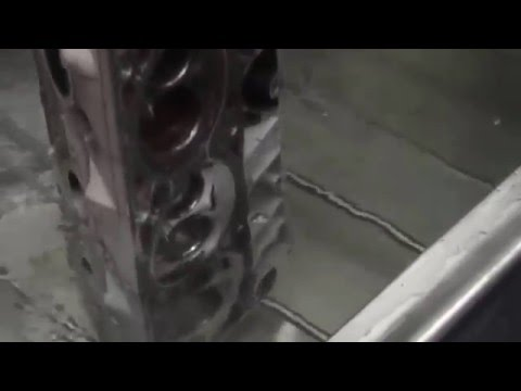 Cillinderkop Ultrasoon Reinigen