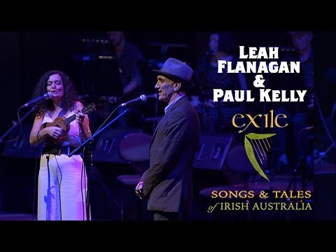 Leah Flanagan and Paul Kelly - Town By The Bay (from Exile)
