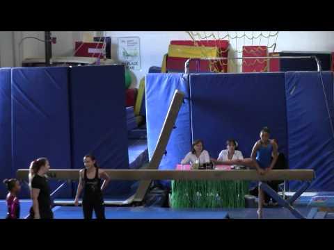2012 Bay Island Gymnastics Flip Flop Luau