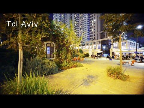 TEL AVIV Center, Night WALK