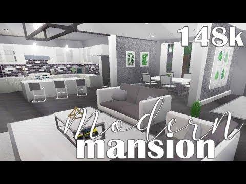 ROBLOX   Welcome to Bloxburg: Modern Mansion