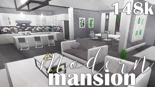 ROBLOX | Welcome to Bloxburg: Modern Mansion 148k