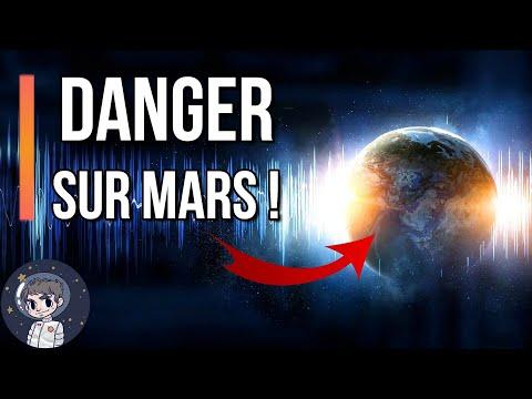 MARS : Un énorme séisme a secoué la planète - Le Journal de l'Espace #103 - Actualité Spatiale