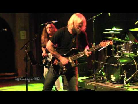 ANDERS OSBORNE - Burning On The Inside - live @ The Bluebird Theater