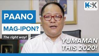 Paano Mag-ipon ng Pera? | Yumaman Ngayong 2020!