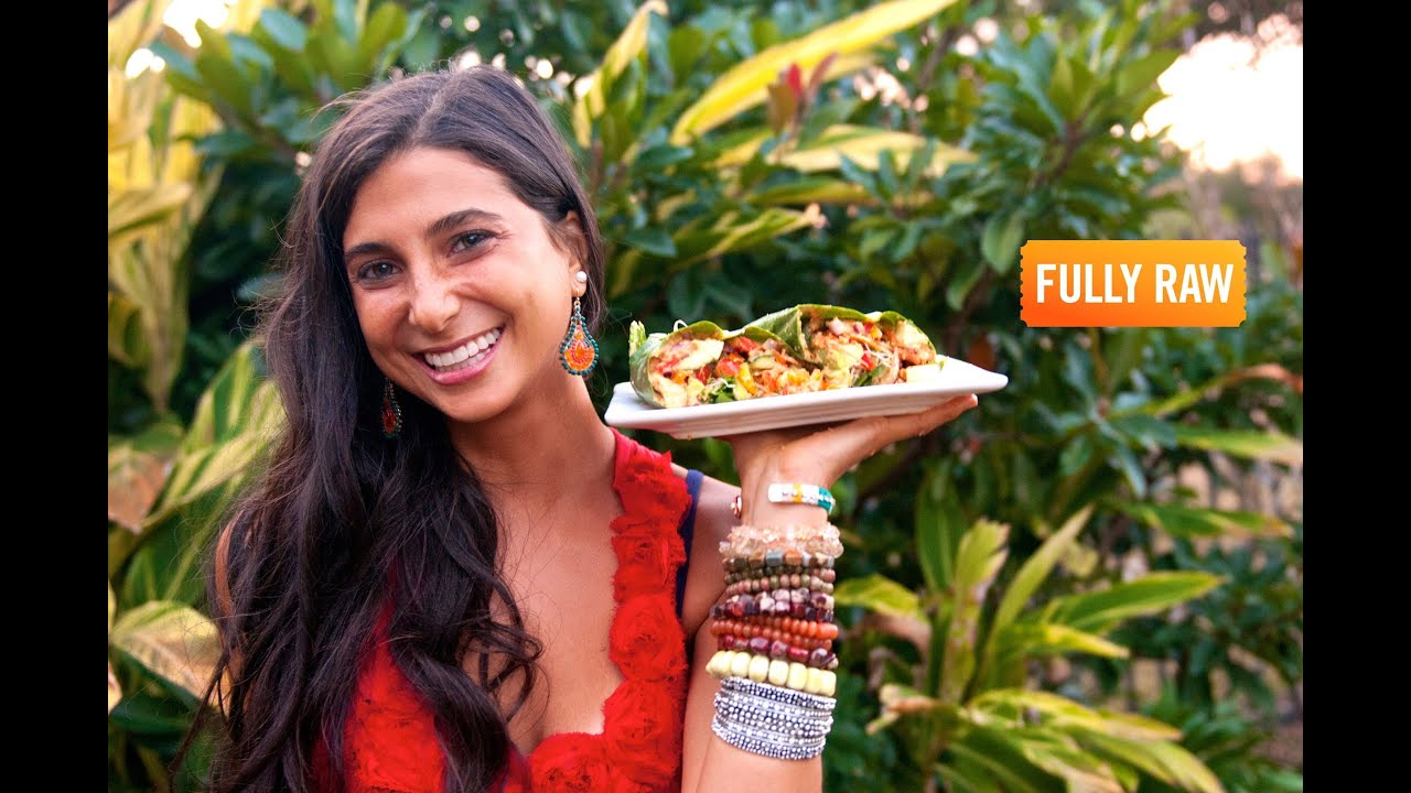 The FullyRaw Burrito!