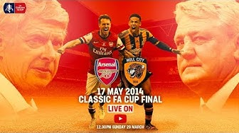 Arsenal 3-2 Hull City | Full Match | FA Cup Classic | FA Cup 2013/14