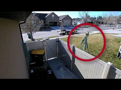 Estos son los 15 Mejores videos Paranormales que captaron las cámaras de seguridad en el 2020