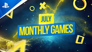 PS Plus July 2020 | Rise of the Tomb Raider: 20 Year Celebration + NBA 2K20 + Erica
