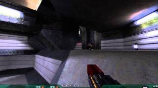 Nexuiz Classic - Single Player Campaign