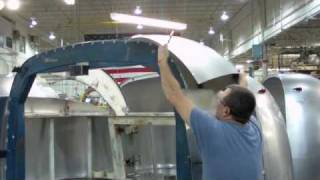 Airstream End Segment Production