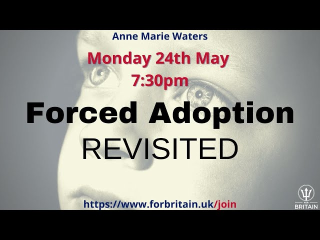 For Britain Live: 24th May 2021 at 19.30 GMT