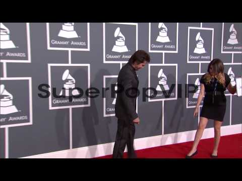 Juanes at The 55th Annual GRAMMY Awards - Arrivals Juanes...