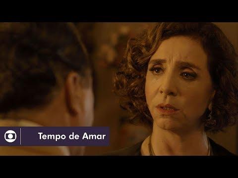 Tempo de Amar: capítulo 96 da novela, quarta, 17 de janeiro, na Globo
