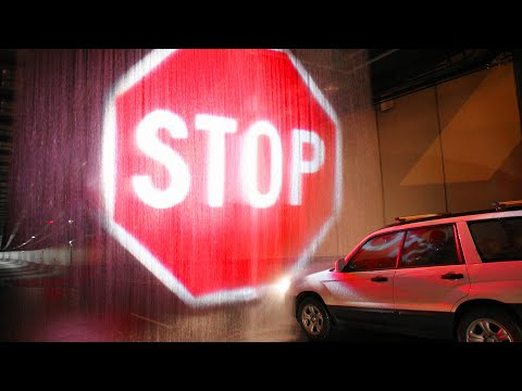 Softstop™ Barrier System by LASERVISION