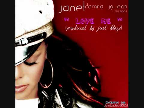 Janet Jackson - Love Me (Audio)