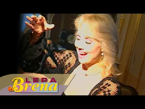 Lepa Brena - Nisam ja mali - (feat. Dzej) - (Official Video 1995)