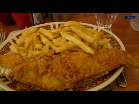 Fish And Chips - Fish & Chip Restaurant (Eastbourne, East Sussex, England)