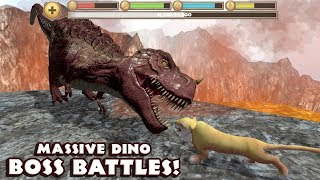 Baixar Sabertooth Tiger Family Survival Simulator 3D, Part 2 - By Gluten Free Games-IOS/Android