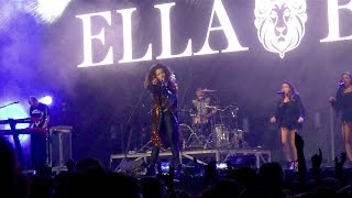 Ella Eyre - All About You /live/ @ Sziget Festival 2015, Budapest, 13.08.2015