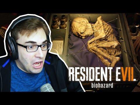 RESIDENT EVIL 7 #6 - Um Momento Traumatizante! (PS4 Pro Gameplay Português)