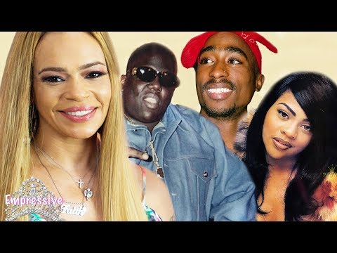 Faith Evans spills tea on Biggie Smalls, Tupac, Lil Kim, and more...