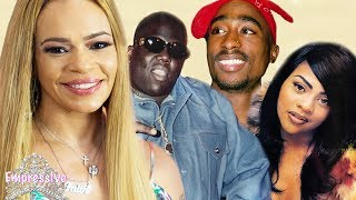 Faith Evans spills tea on Biggie Smalls, Lil Kim, and more | More tea spilled on her marriage