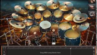 Скачать Avenged Sevenfold Bat Country Only Drums