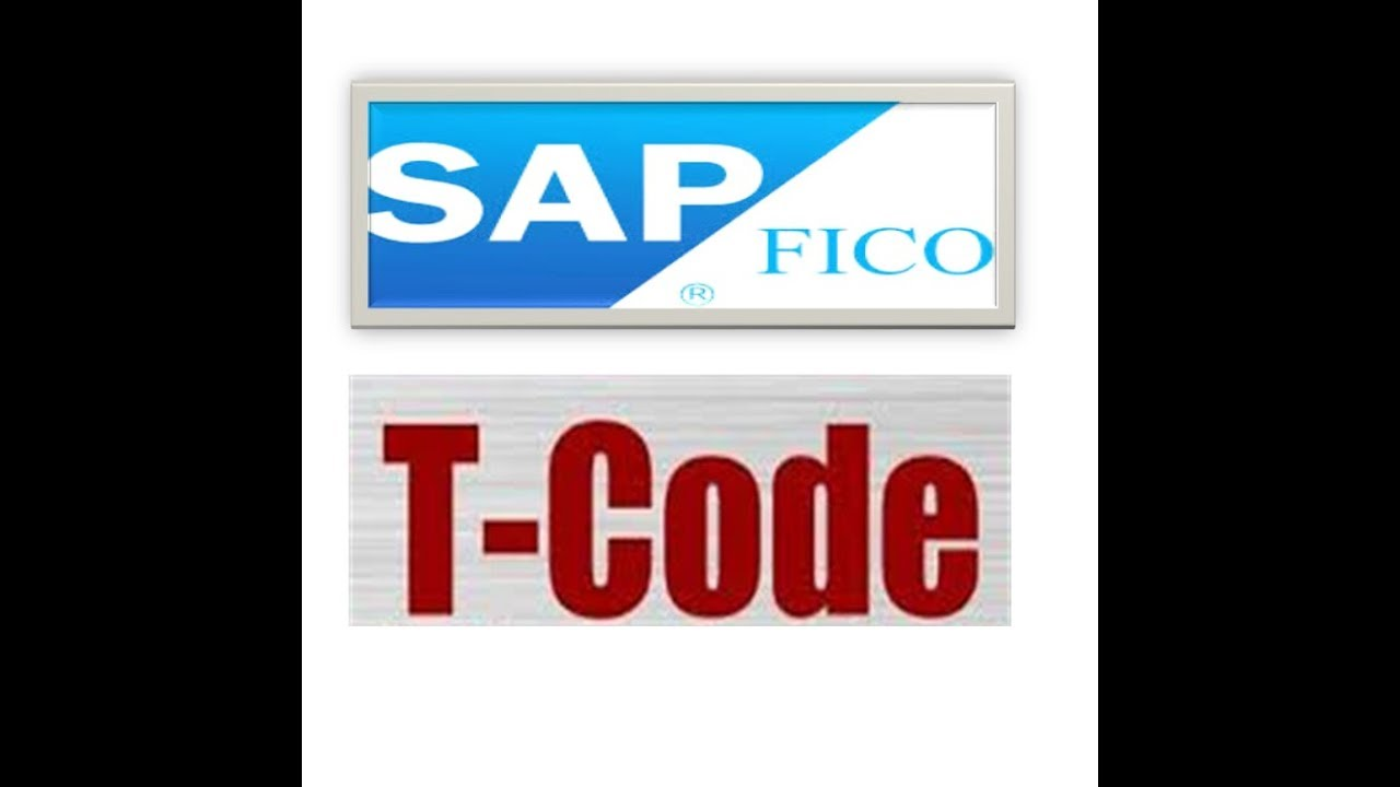 SAP FICO END USER T CODE II DOWNLOAD SAP FICO T CODE PDF FILE