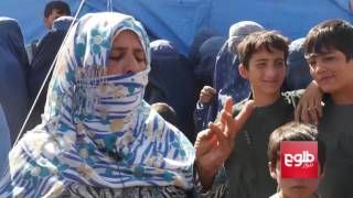 Displaced Families Appeal To Ghani To Secure Kunduz