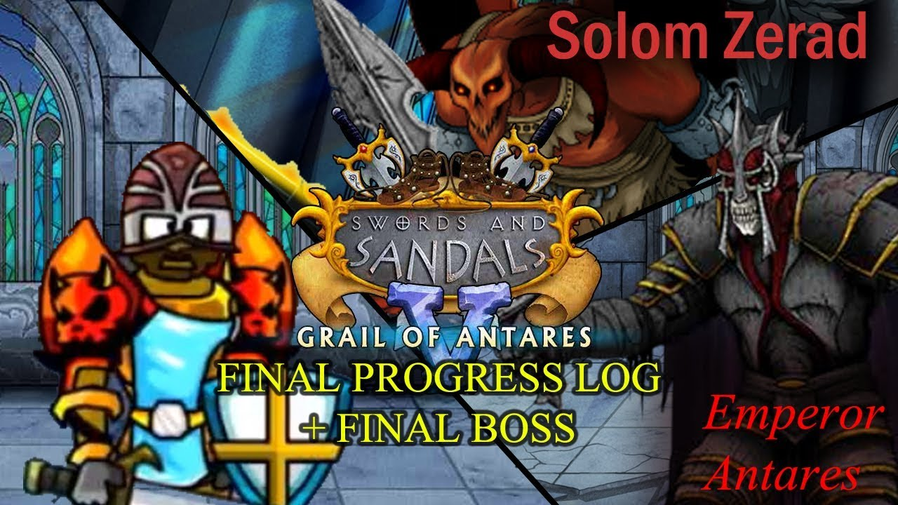 ce73acea2ac0c Swords and Sandals 5 Redux Final Progress Log + FINAL BOSS EMPEROR ...