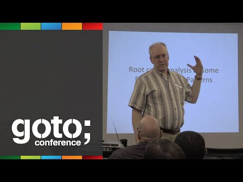 GOTO 2014 • Root Cause Analysis of some Faults in Design Patterns • Ralph E. Johnson
