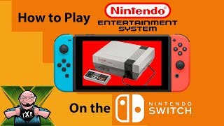 Archive! How To Setup The Nintendo Switch Online Service And Download Nes Games From The Eshop