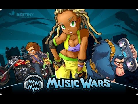 Искуственный чит для Music Wars