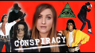 MICHAEL JACKSON STILL ALIVE?  CELEBRITY CONSPIRACY THEORIES