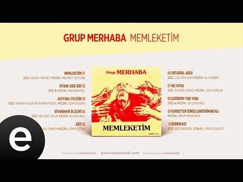 Divane Aşık Gibi (Grup Merhaba) Official Audio #divaneaşıkgibi #grupmerhaba - Esen Müzik