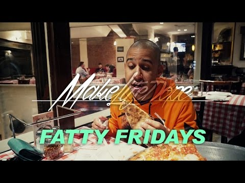 GRIMALDI'S - THE BEST PIZZA IN NYC? - FATTY FRIDAYS