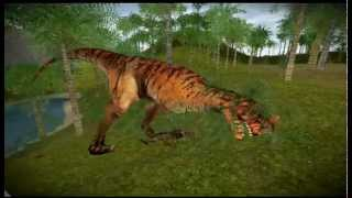 Carnivores: Dinosaur Hunter HD Gameplay Android