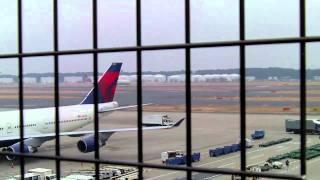 成田空港⑫ ヴァージン エールフランス KLMオランダ航空