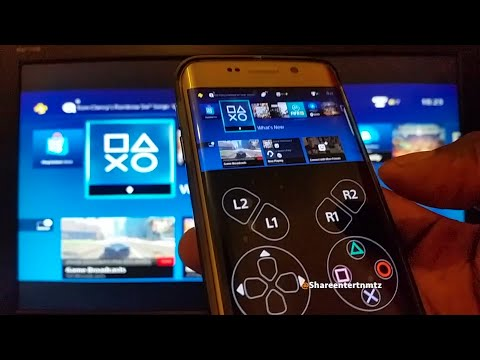 Play Ps4 Games On Your Android Smartphone And Tablets ...
