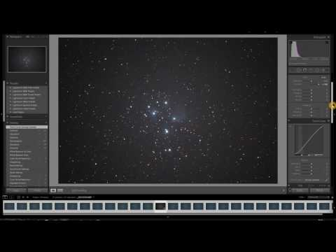 Episode I: Stacking Night Sky Images in Adobe Photoshop