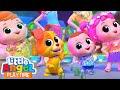 Looby Loo Dance | Little Angel Kids Songs & Nursery Rhymes