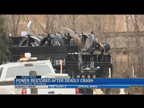 Colorado College Campus Safety Officer killed in crash