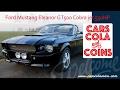 Ford Mustang Eleanor GT500 Cobra jet 530HP