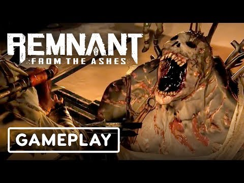 Remnant: From the Ashes Gameplay Showcase - IGN LIVE | E3 2019